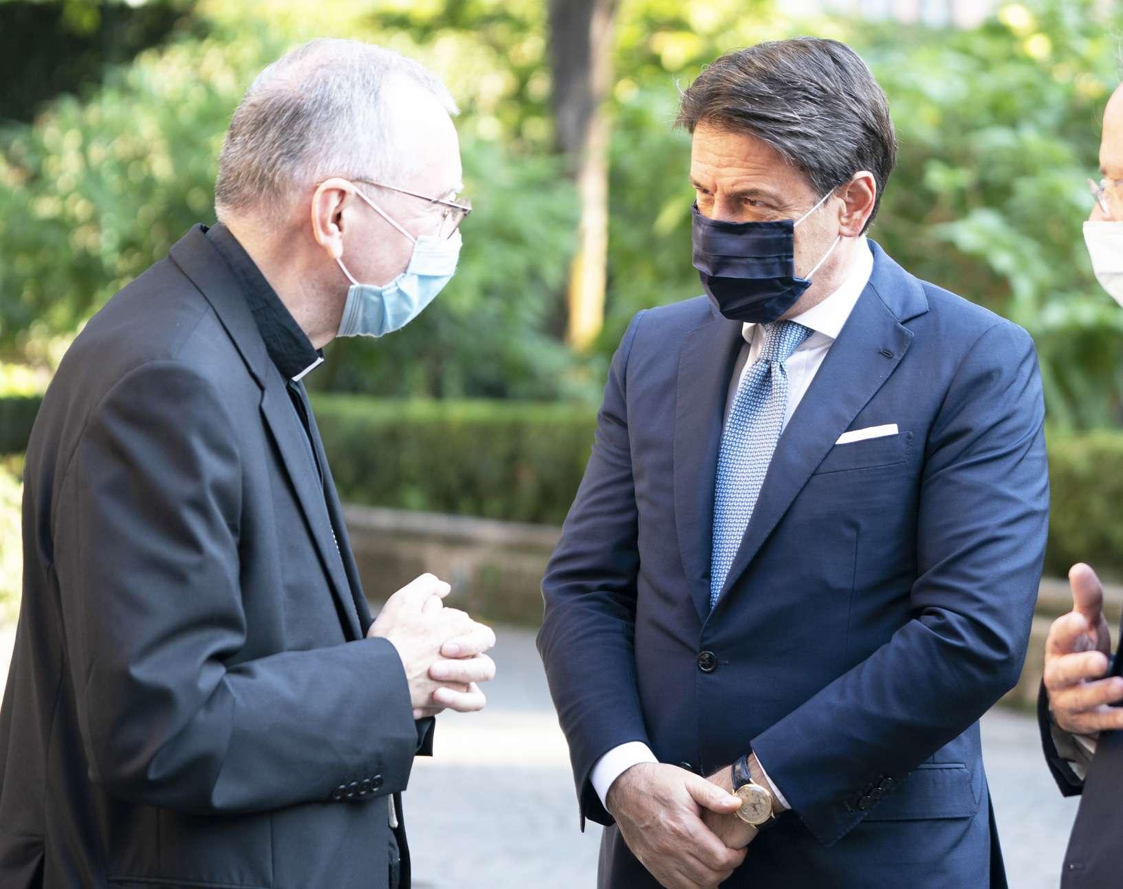"""Crisi: """"Insieme"""" al Premier Conte c'è la Chiesa. Genesi di un partito e un'alleanza tenuti riservati"""